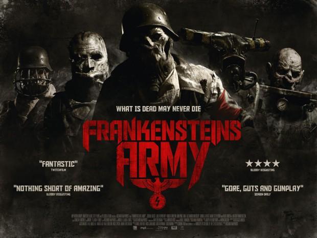 Póster de Frankenstein's Army