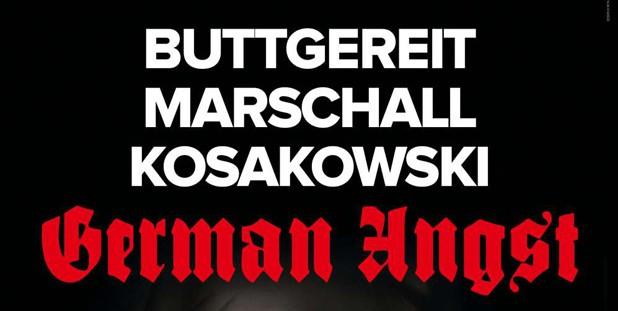 Póster de German Angst