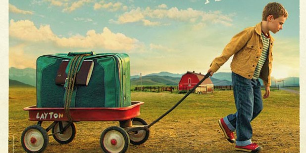 Póster de The Young and Prodigious Spivet