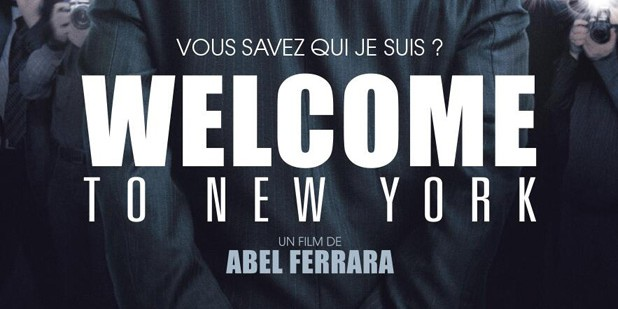 Póster de Welcome to New York