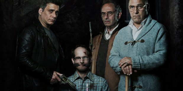 Póster de Big Bad Wolves