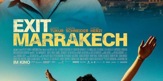 Póster de Exit Marrakech