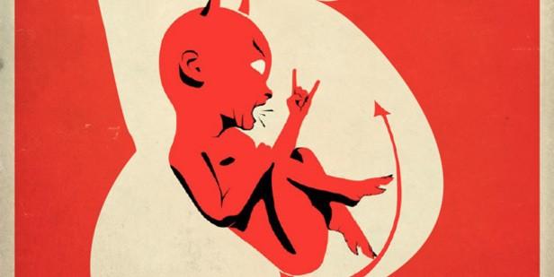 Póster de Hell Baby