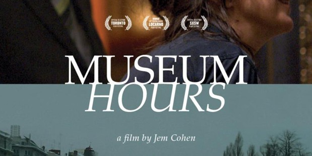 Póster de Museum Hours