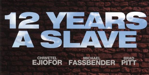 Teaser póster de Twelve Years a Slave