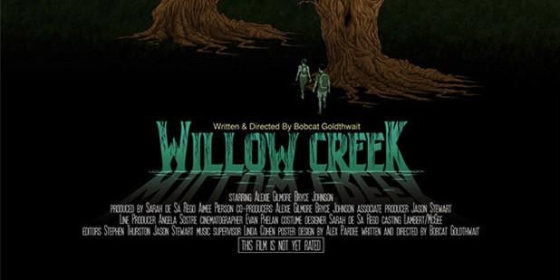 Póster de Willow Creek