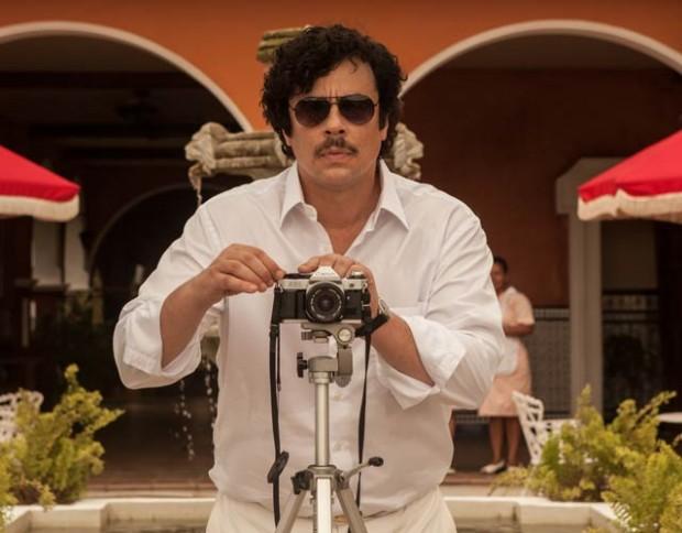 Benicio del Toro en Paradise Lost