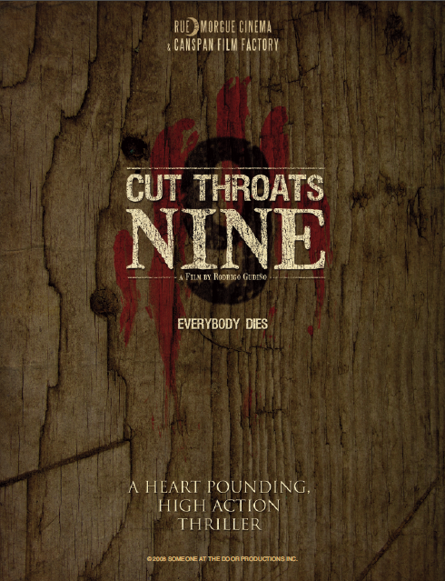 Cut Throats Nine