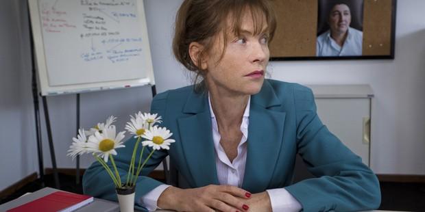 Isabelle Huppert en Tip Top