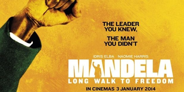 Póster de Mandela: Long way to Freedom