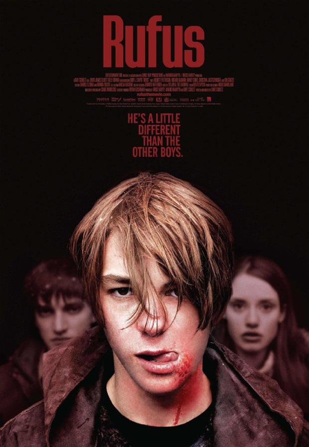 Afflicted Trailer Deutsch