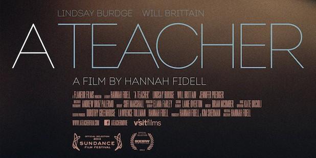 Póster de A Teacher
