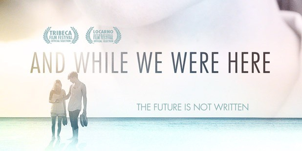Póster de And while we were here