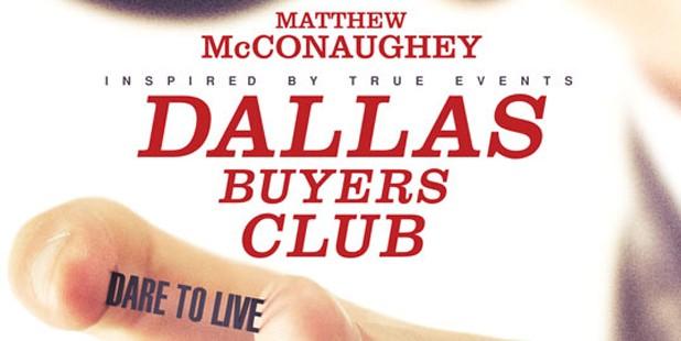 Póster de Dallas Buyers Club