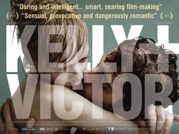 Póster de Kelly + Victor