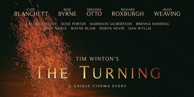Póster de The Turning