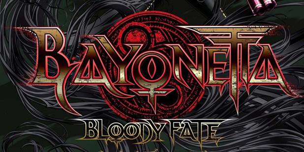 Póster de Bayonetta: Bloody Fate