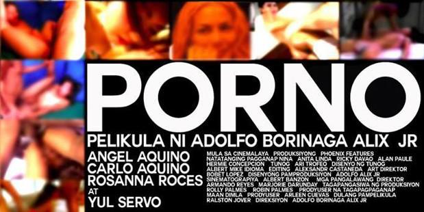 Póster de Porno