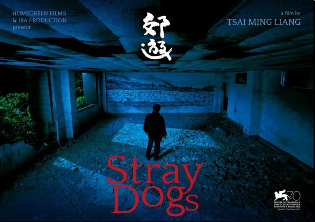 Póster quad de Stray Dogs