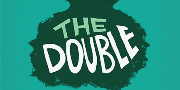 Teaser póster de The Double