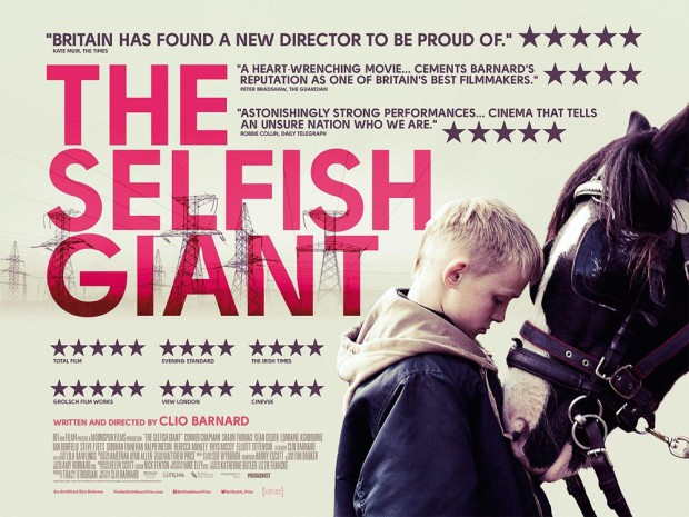 Póster de The Selfish Giant