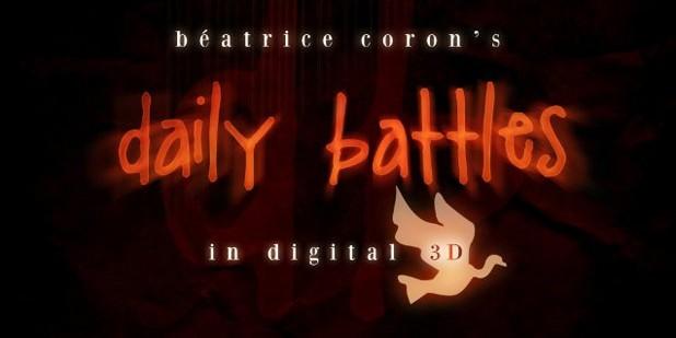Póster de Béatrice Coron's Daily Battles