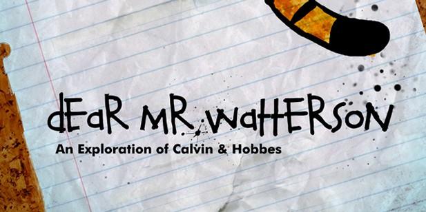 Póster de Dear Mr. Watterson