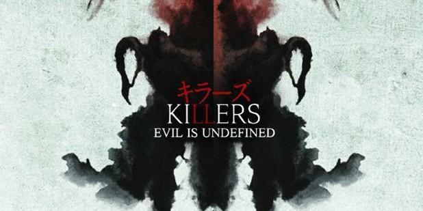 Teaser póster de Killers
