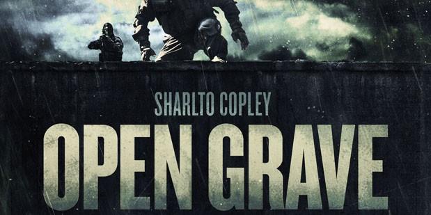 Póster de Open Grave