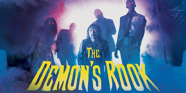 Póster de The Demon's Rook