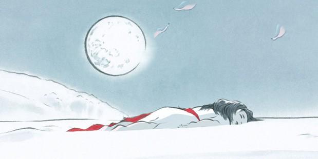 Póster de The Tale of Princess Kaguya 2
