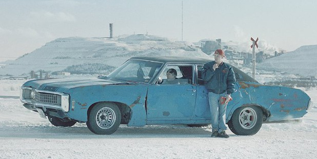 Póster de Broken Hill Blues (Ömheten)