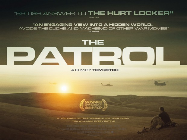 Póster de The Patrol