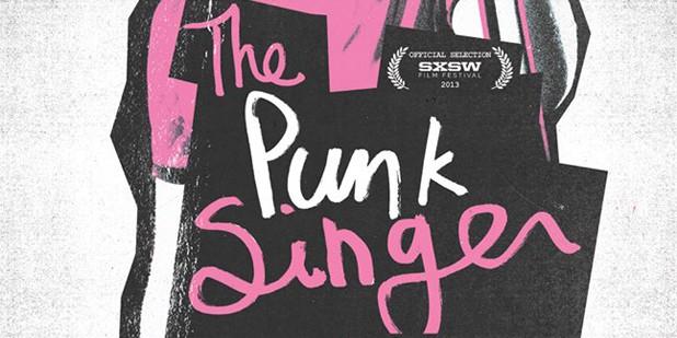 Póster de The Punk Singer