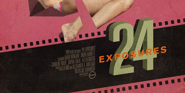 Póster de 24 Exposures