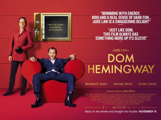 Póster de Dom Hemingway