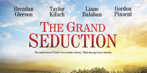 Teaser póster de The Grand Seduction