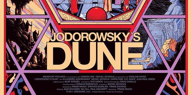 Póster de Jodorowsky's Dune