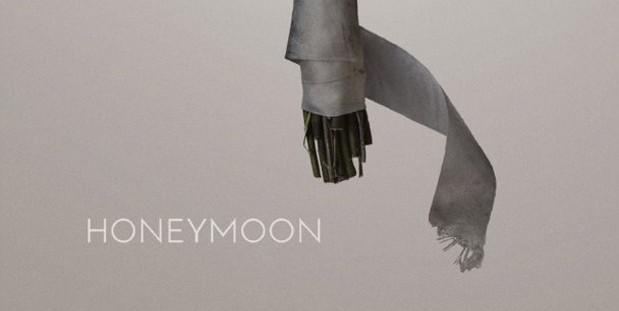 Teaser póster de Honeymoon