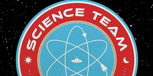 Póster de Science Team