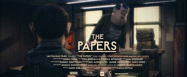 Promo de The Papers