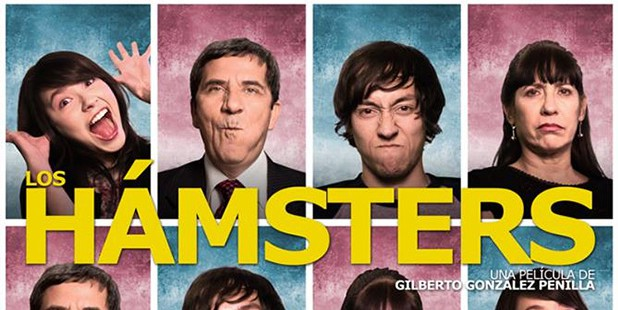 los hamsters-poster