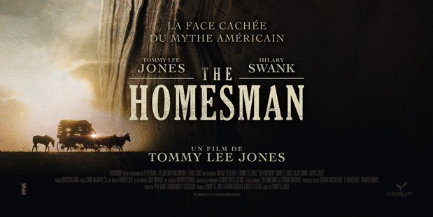 Póster de The Homesman