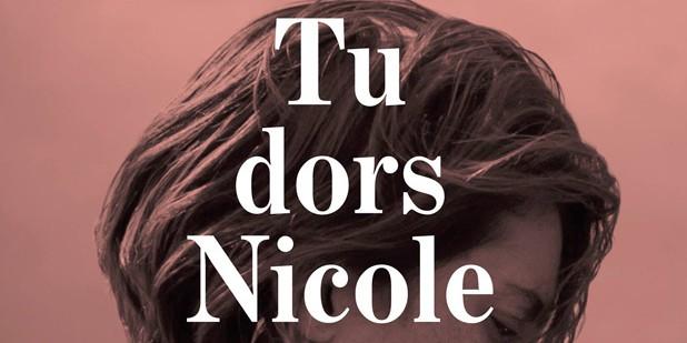Póster de Tu dors Nicole