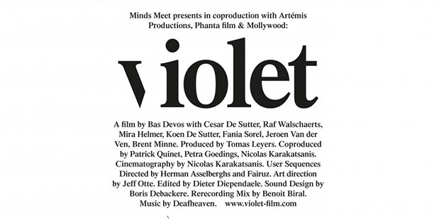 Póster de Violet