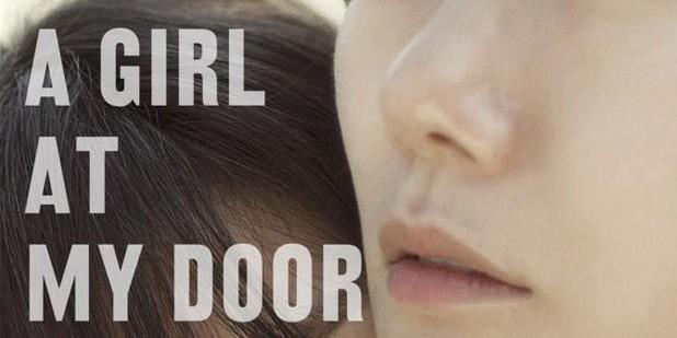 Póster de A Girl At My Door