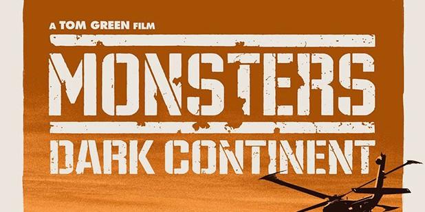 Póster de Monsters: Dark Continent