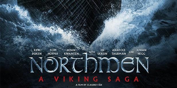 Northmen A Viking Saga-poster