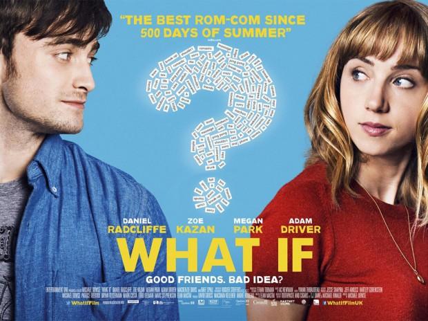 Póster de What If