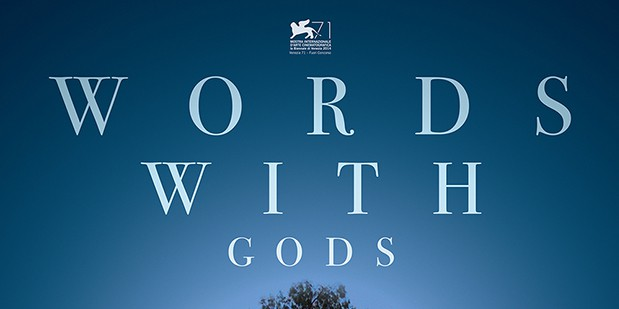 Póster de Words with Gods
